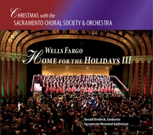 Wells Fargo Home for the Holidays III CD