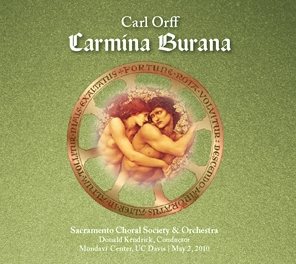 Carmina Burana and the SCSO