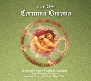 Carmina Burana and the SCSO