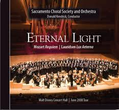 Mozart Requiem and Lauridsen's Lux Aeterna