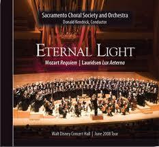 Mozart Requiem and Lauridsen's Lux Aeterna