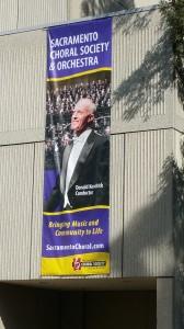 Sacramento Choral Society & Orchestra - Donald Kendrick, Conductor