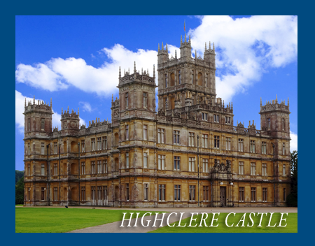 View Photos of Highclere Castle