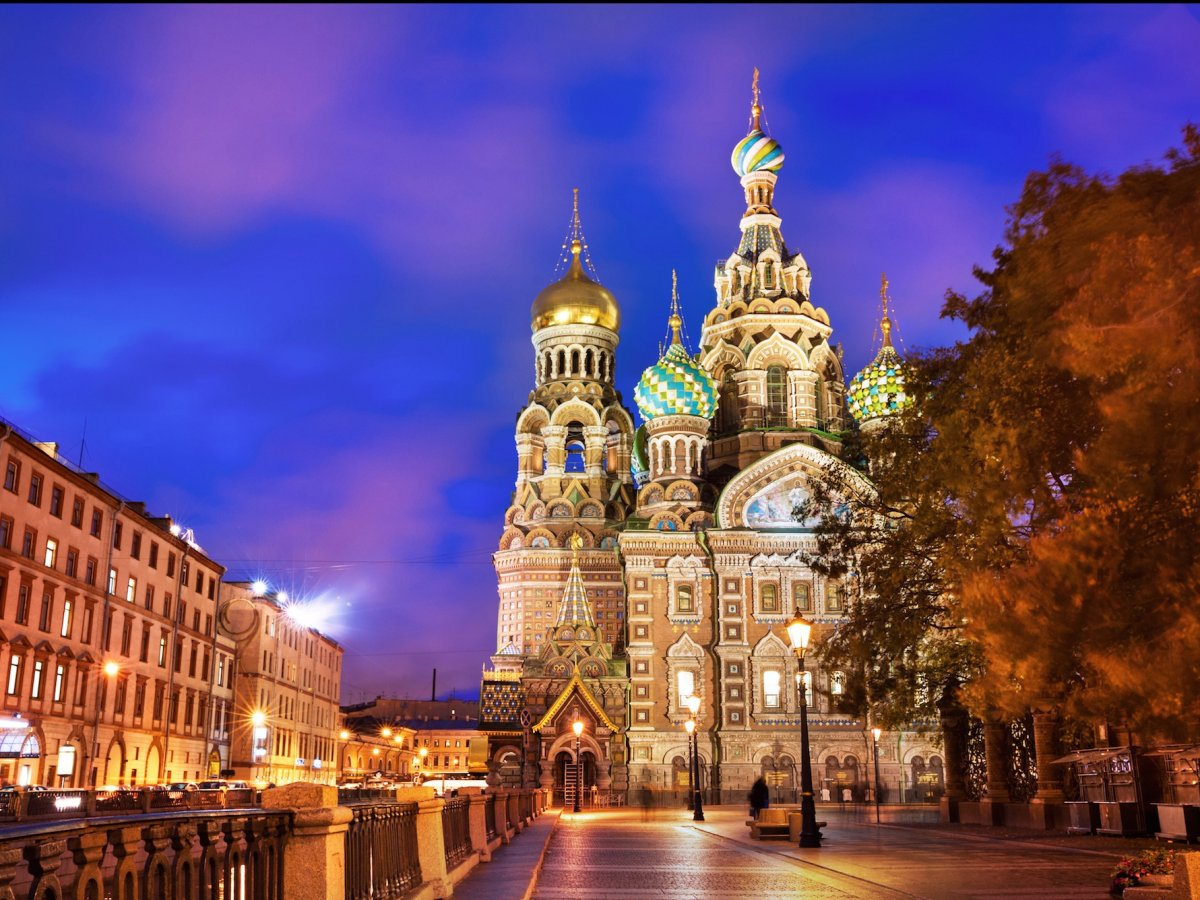 St. Petersburg - Church of the Savior
