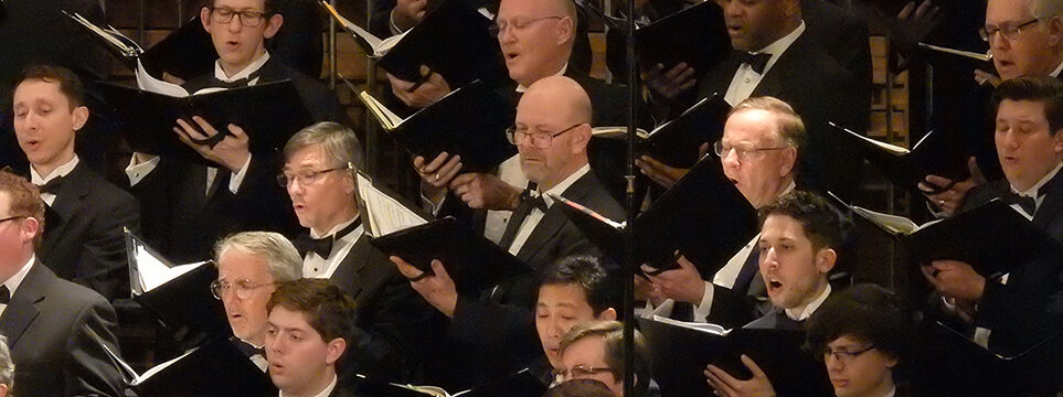 March 2018 - Mozart Requiem Performance - Sacramento Community Center Theater